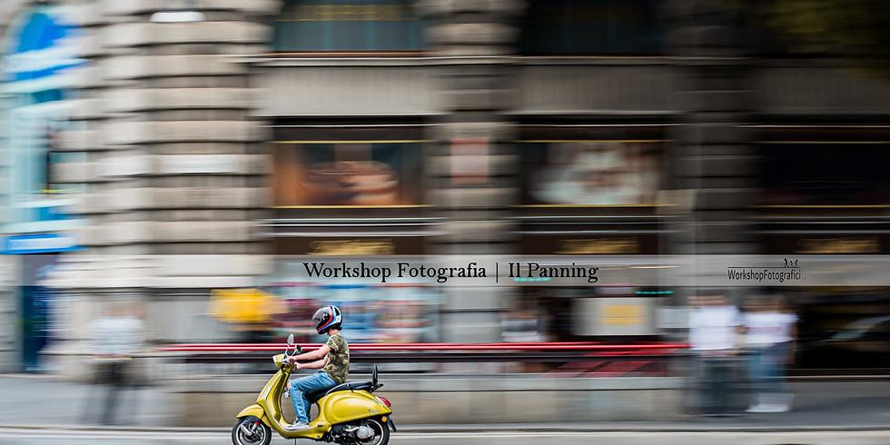 Torino - Panning - Ritrarre il movimento