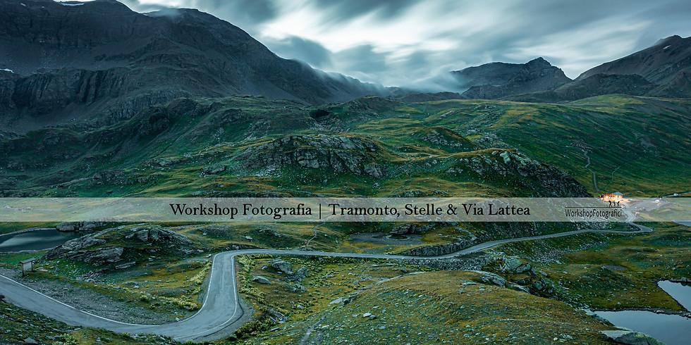 Nivolet | Gran Paradiso - PRE_VENDITA Tramonto, Stelle & Via Lattea