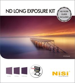 Nisi | Kit filtri 100mm Lunghe Esposizioni