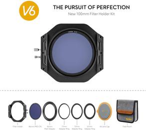NiSi | Holder V6 per filtri a lastra 100x100mm
