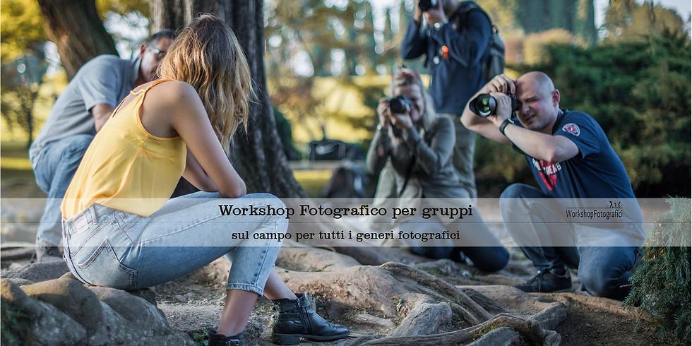 Workshops, Master & Incontri | da 1 a 4 incontri | Per gruppi privati