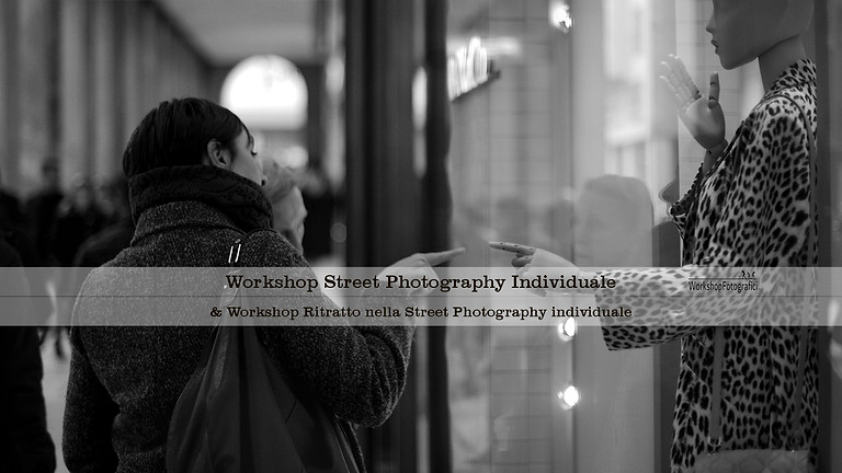 Street Photography Individuale Privato