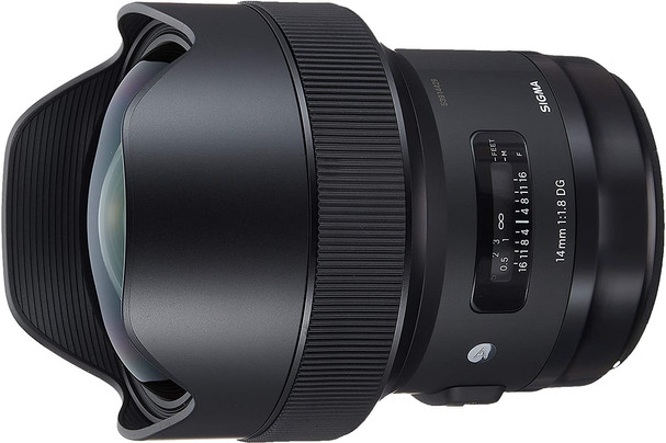 Sigma 14mm F1.8 Art