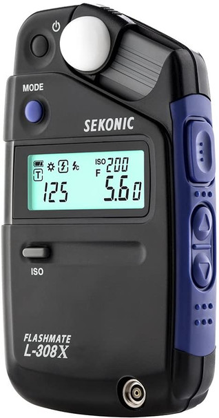 Sekonic | Esposimetro Luce incidente Flashmate L-308X