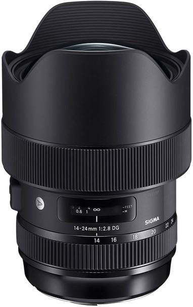 Sigma 14-24mm F2.8 Art