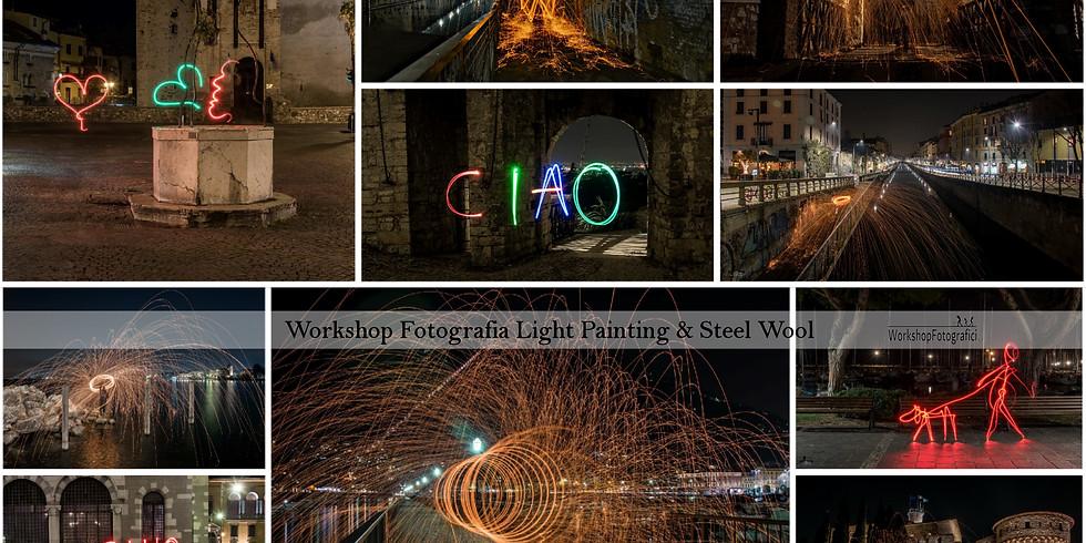 Bergamo - Light Painting & Steel Wool