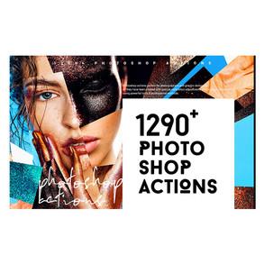 1290 Azioni Photoshop