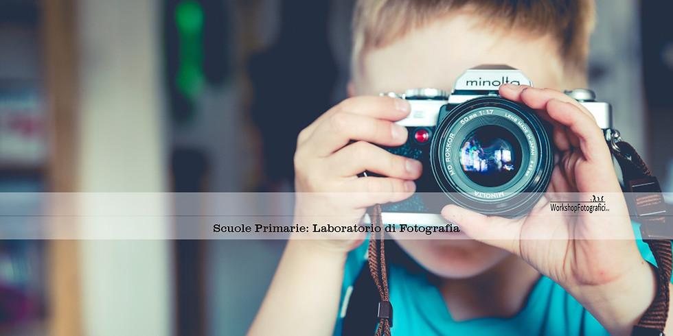 Scuole Primarie: Laboratorio di Fotografia