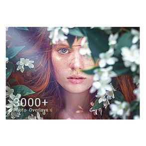 3000+ Oggetti & Trame per tutti i software grafici (Adobe, Corel, Affinity, Luminar etc.)