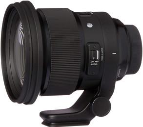 Sigma 105mm F1.4 Art