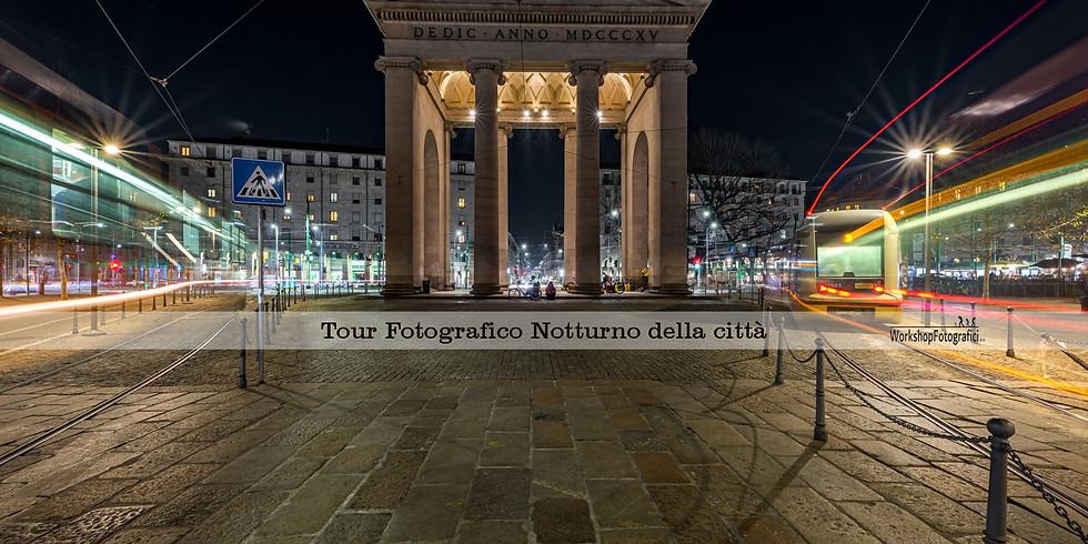 Milano - Tour Fotografico Notturno della città fino all'alba
