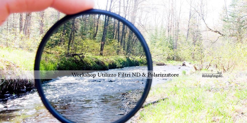 Milano - Uso dei Filtri ND e del Polarizzatore
