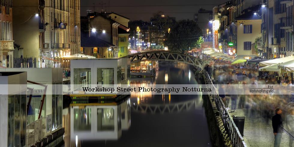 Milano - PRE_VENDITA Street Photography Notturna