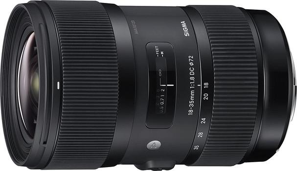 Sigma 18-35 mm F1.8 Art