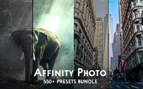 500+ Presettaggi Affinity