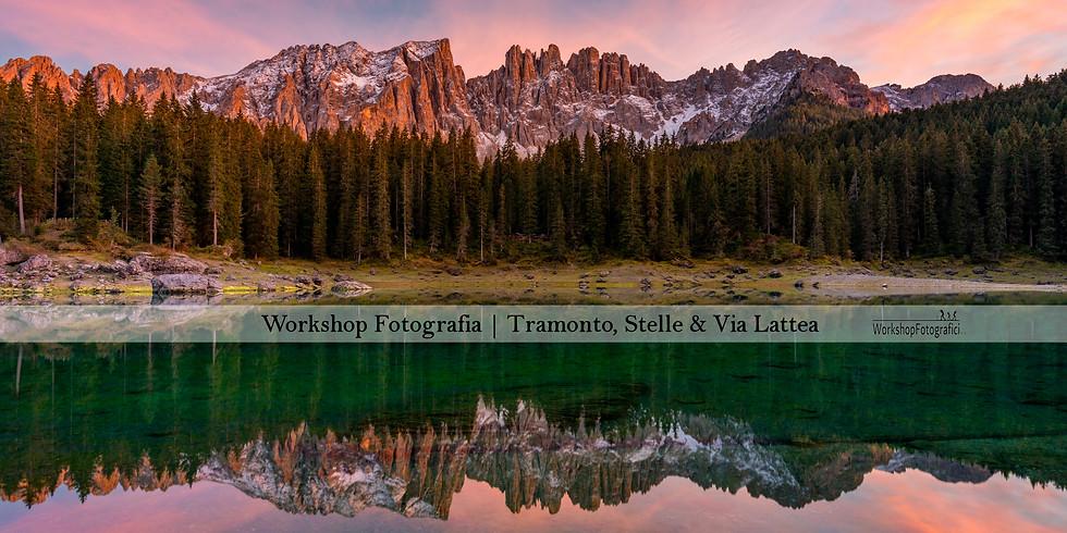 Lago di Carezza - PRE_VENDITA Tramonto & Stelle