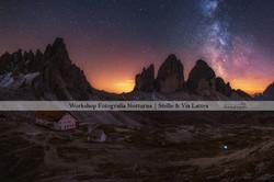 Notturna: Stelle & Via Lattea