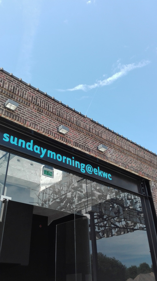 Start Artist residency Sundaymorning@EKWC
