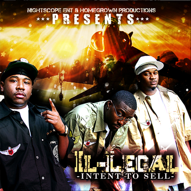 Il-legal - Intent to Sell (Album)
