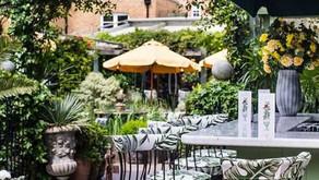 London's Prettiest Restaurant Gardens