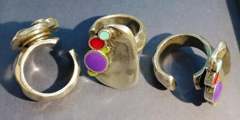 anillo colores