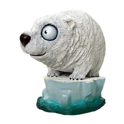 피규어 북극곰