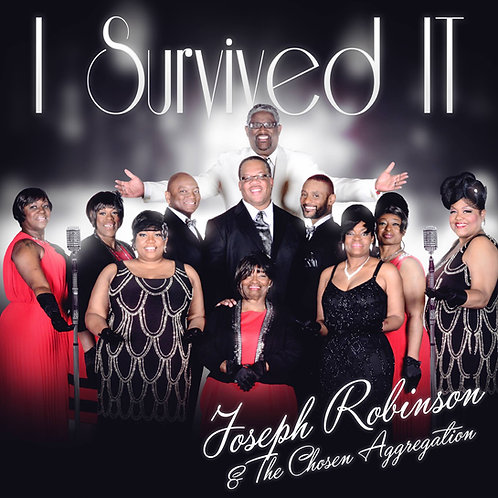 I Survived It (feat. Joshua Rogers) (Single)