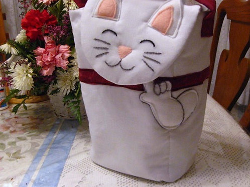 Cecil the Cat Lunch Bag
