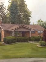 Portrait of a House