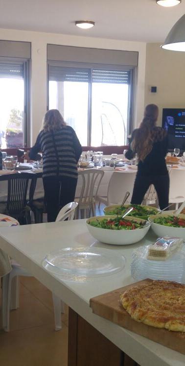 שולי שף - ארוחות גורמה באווירה כפרית (92