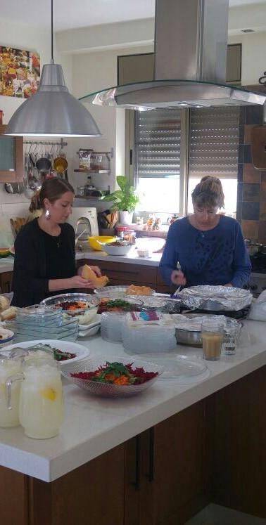 שולי שף - ארוחות גורמה באווירה כפרית (89