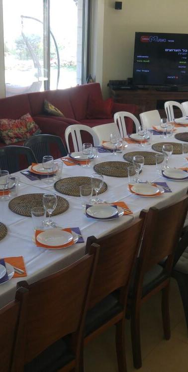 שולי שף - ארוחות גורמה באווירה כפרית (90