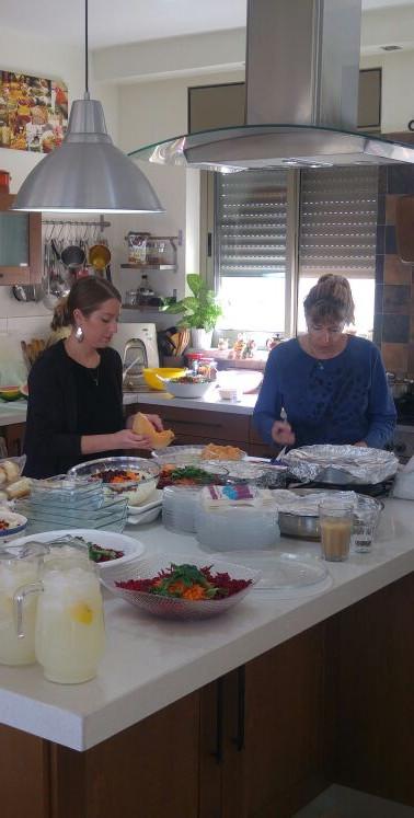 שולי שף - ארוחות גורמה באווירה כפרית (88