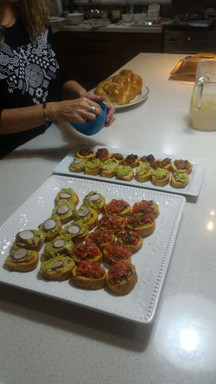שולי שף - ארוחות גורמה באווירה כפרית (49