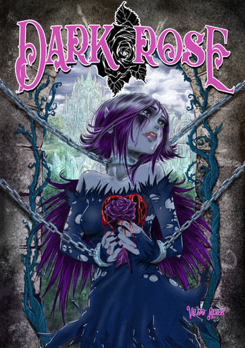 Dark Rose 3-Capa