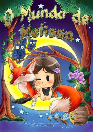 Capa, O Mundo de Melissa