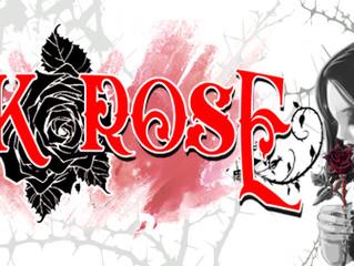 Conheça meu mangá online, Dark Rose!