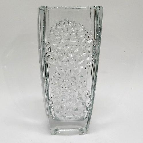 Mid Century Glass Vase