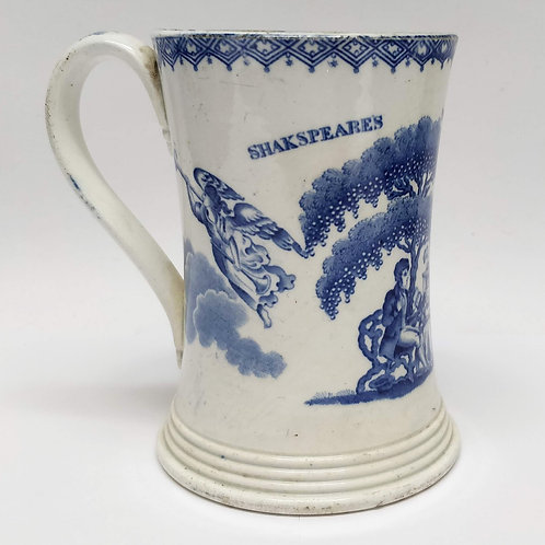'The Immortal Shakspeare' Tankard