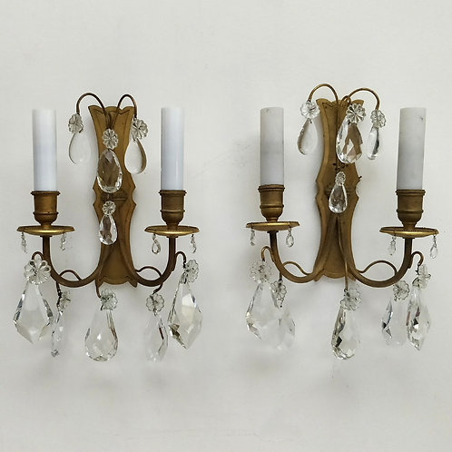 French Wall Sconces
