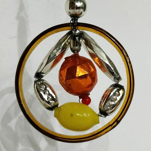 'Oranges & Lemons' Christmas Tree Decoration