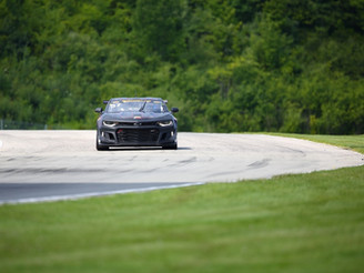 Stevenson Motorsports Fourth at Road America as Rain Ends Race Early