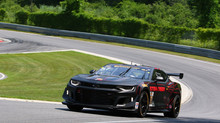 Stevenson Motorsports Makes it Two in a Row with Camaro GT4.R at Lime Rock Park