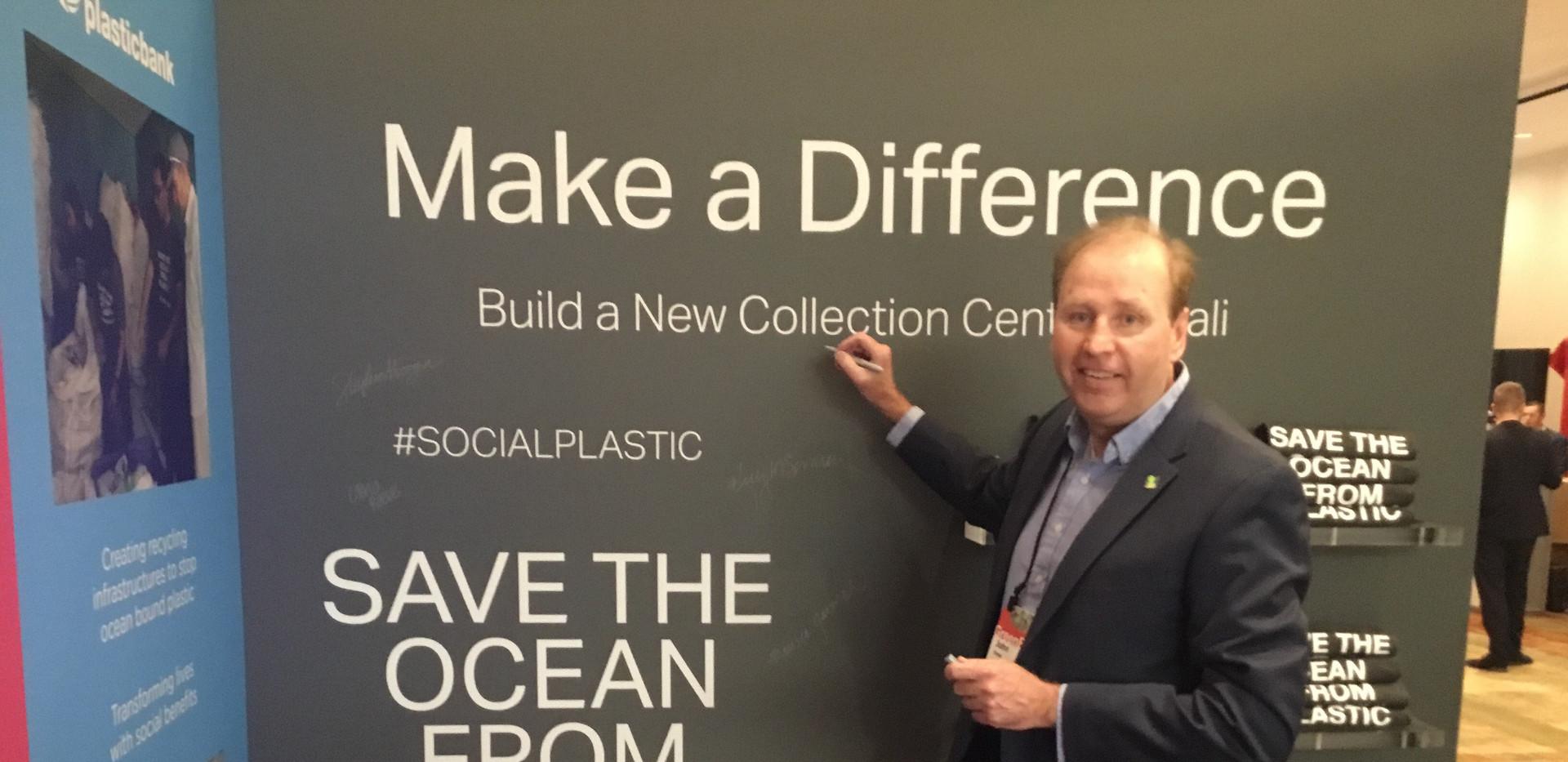 Ocean Plastics Green Biz19