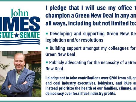 Green New Deal Pledge