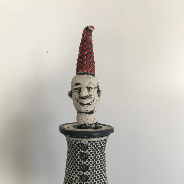 Jester Bottle Head