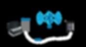 Common Humidor Sensor transmits Data via Cable and Bluetooth