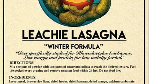 Leachie Lasagna