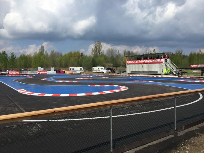 The beautiful Bernau Motodrom