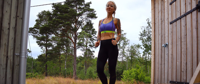 Travel and exercise: My top 5 go to exercises to do on the road!